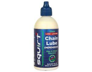 Lubrifiant lant Squirt 120 ml