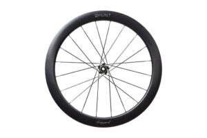 HUNT 54 UD Carbon Spoke Disc set roti Wheelsports