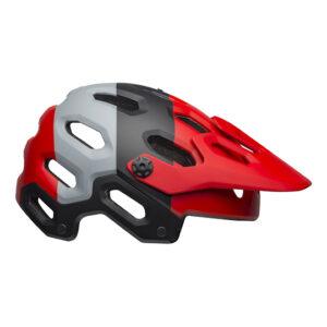Casca Bell Super 3 Rosu/Negru - Wheelsports