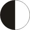 Negru/Alb/Mat