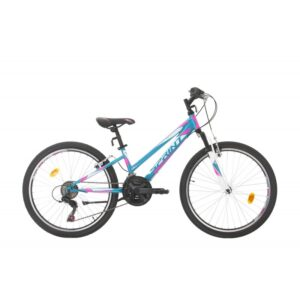 Bicicleta Sprint Calypso 24 Turcoaz 2021 - Wheelsports