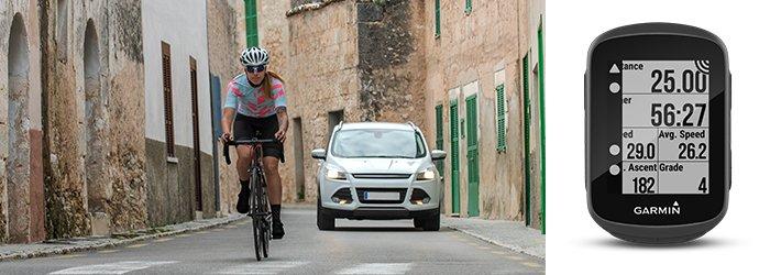 Informaţii îmbunătăţite privind deplasarea cu bicicleta