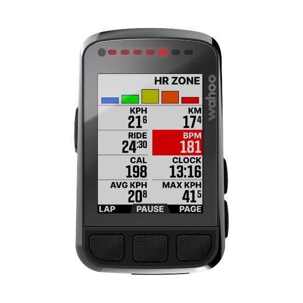 Ciclocomputer GPS Wahoo Elemnt Bolt - Wheelsports