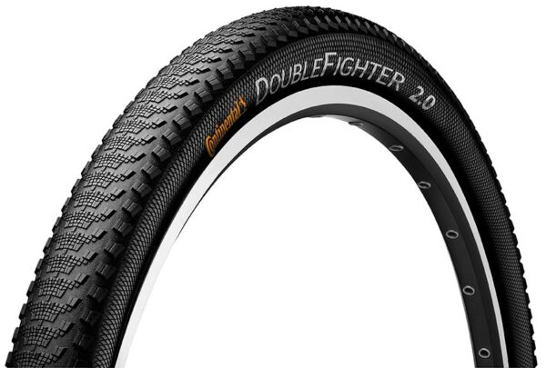 Anvelopa Continental Double Fighter III 50-507 (24*2.0) - Wheelsports