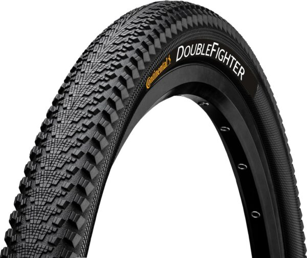 Anvelopa Continental Double Fighter III 50-584 (27.5x2.0) - Wheelsports