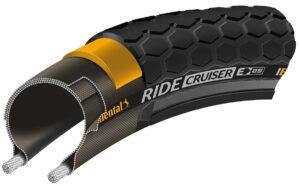 Anvelopa Continental Ride Cruiser Reflex 50-559 (26*2.0) crem - Wheelsports
