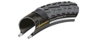 Anvelopa Continental Ride Tour  32-622 (28x1 1/4x1 3/4) negru - Wheelsports