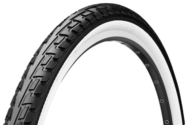 Anvelopa Continental Ride Tour Puncture-ProTection 32-622 (28x1 1/4x1 3/4) negru/alb - Wheelsports