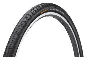Anvelopa Continental Ride Tour Puncture-ProTection 42-584 (27.5*1.6) - negru/negru - Wheelsports