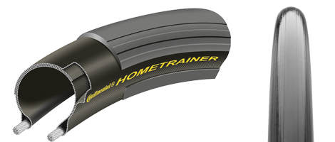 Anvelopa pliabila Continental Hometrainer II 50-584 negru - Wheelsports