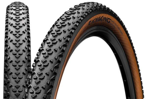 Anvelopa Pliabila Continental RaceKing Racesport 55-584 Negru-Transparent - Wheelsports