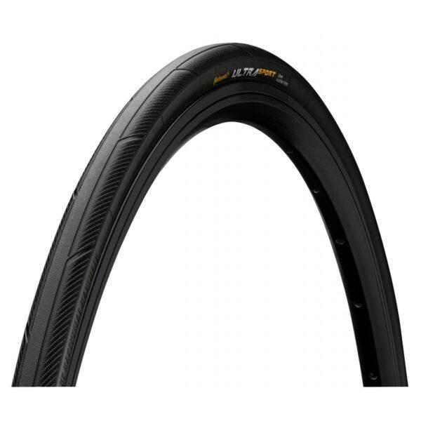 anvelopa-pliabila-continental-ultrasport-iii-23-622-negru-negru - Wheelsports