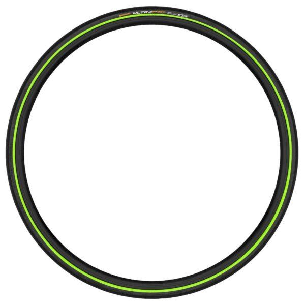 anvelopa-pliabila-continental-ultrasport-iii-23-622-negru-verde - Wheelsports
