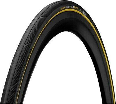 Anvelopa pliabila Continental UltraSport III 25-622 negru/galben - Wheelsports