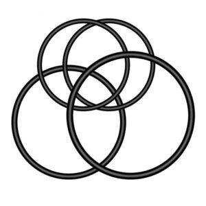 Varia universal mount o-rings - Wheelsports