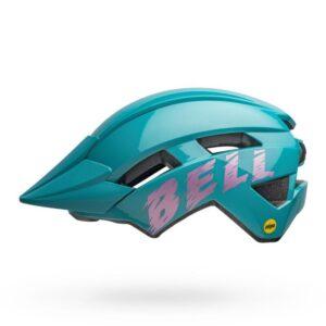 Bell Sidetrack II MIPS Albastru/Roz - Wheelsports