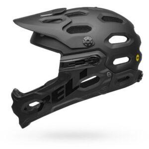 Casca Bell Super 3R MIPS, negru - Wheelsports